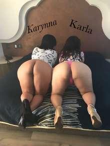 Karla y karynna el mejor duo hoy 2x1 marca 2224383532