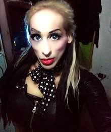 Kendra ferrety chika trans rubia