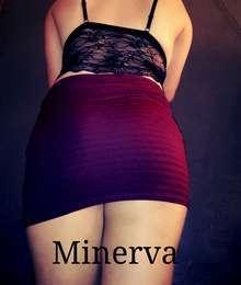 Minerva sexy morena hermosa ven a disfrutar