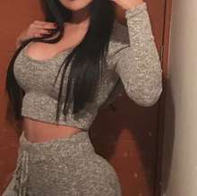 Chica hermosa muy complaciente