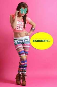 Sabanah 4771265800 jovencita guapa y caliente