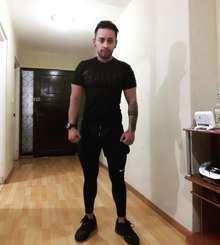 Stefano guapo con departamento privado 910245292