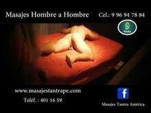 Masajes de hombre a hombre en lima tantrico y sensitivo