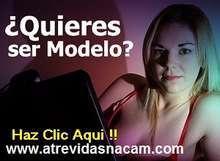 Se buscan modelos con sin experiencia p site cams